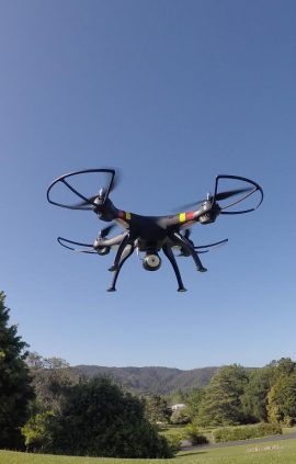 Zyma Drone Aireal