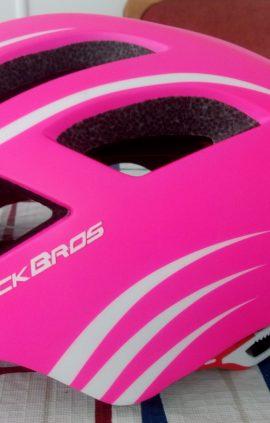 rockbros Pink Helmet 2